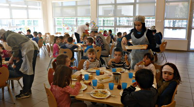 Prix cantine ecole maternelle